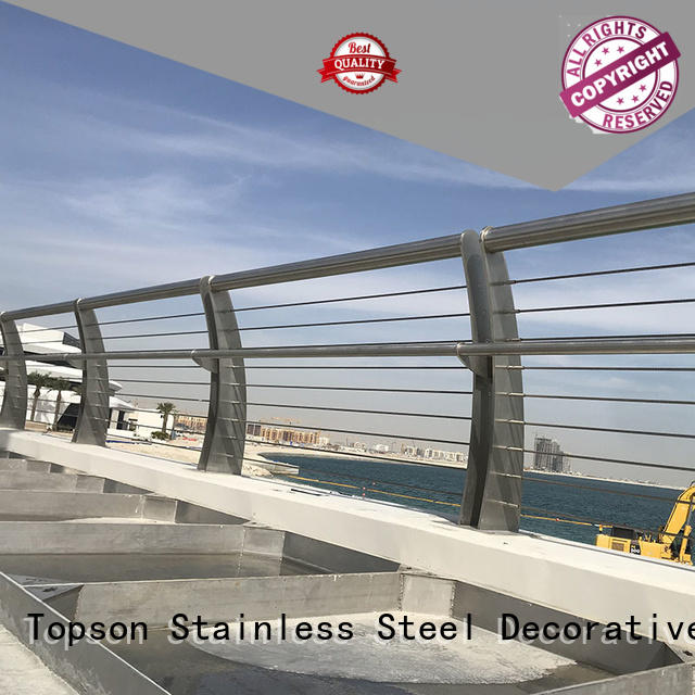 stainless steel indoor railings staircase for business for office