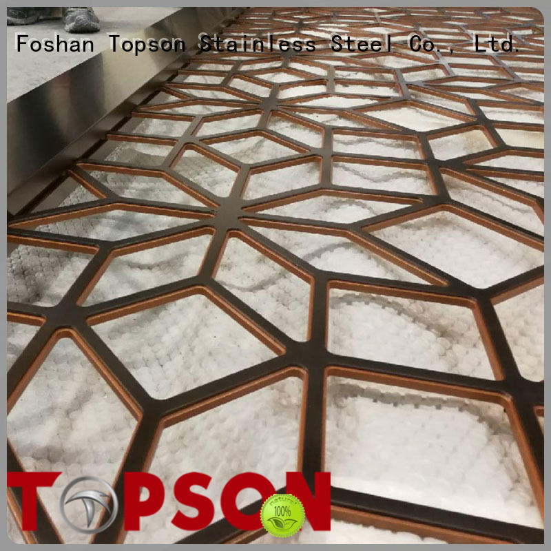 mashrabiya panels meshperforated for protection Topson