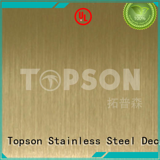 Topson Custom stainless sheet metal company for vanity cabinet decoration