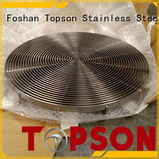 Topson grating metal grating workshops for office