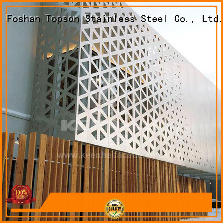 elegant internal decorative screens aluminium factory for protection