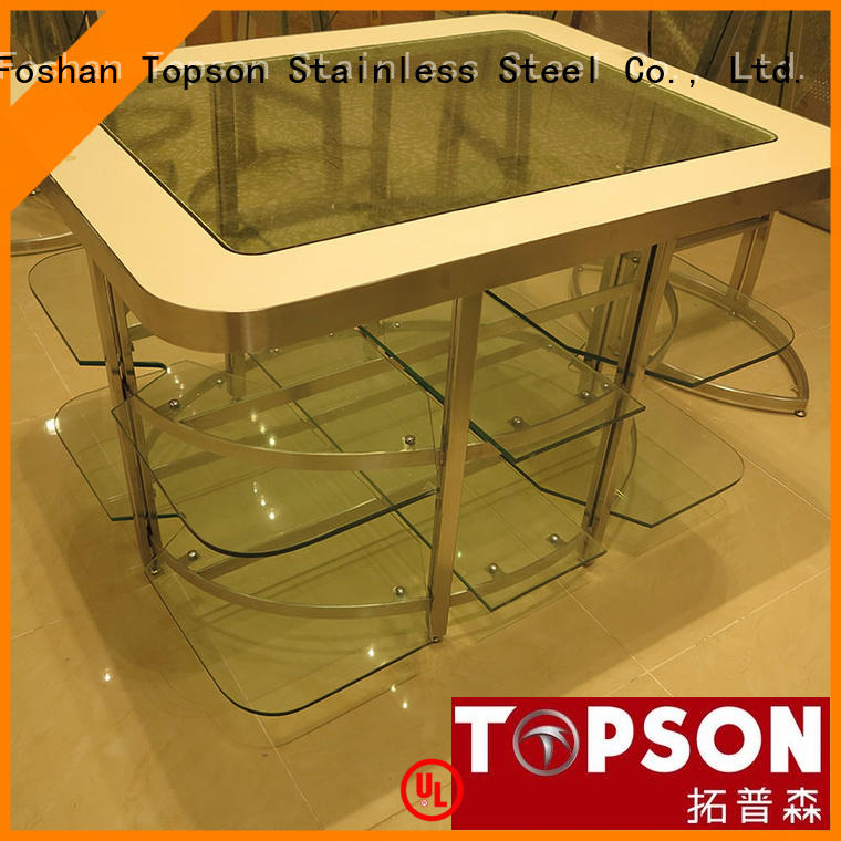 Latest custom metal furniture stainless oem for outdoor wall cladding
