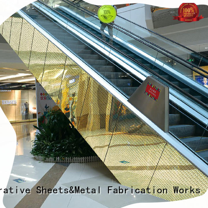 Topson Top metal cladding suppliers for wholesale for shopping mall