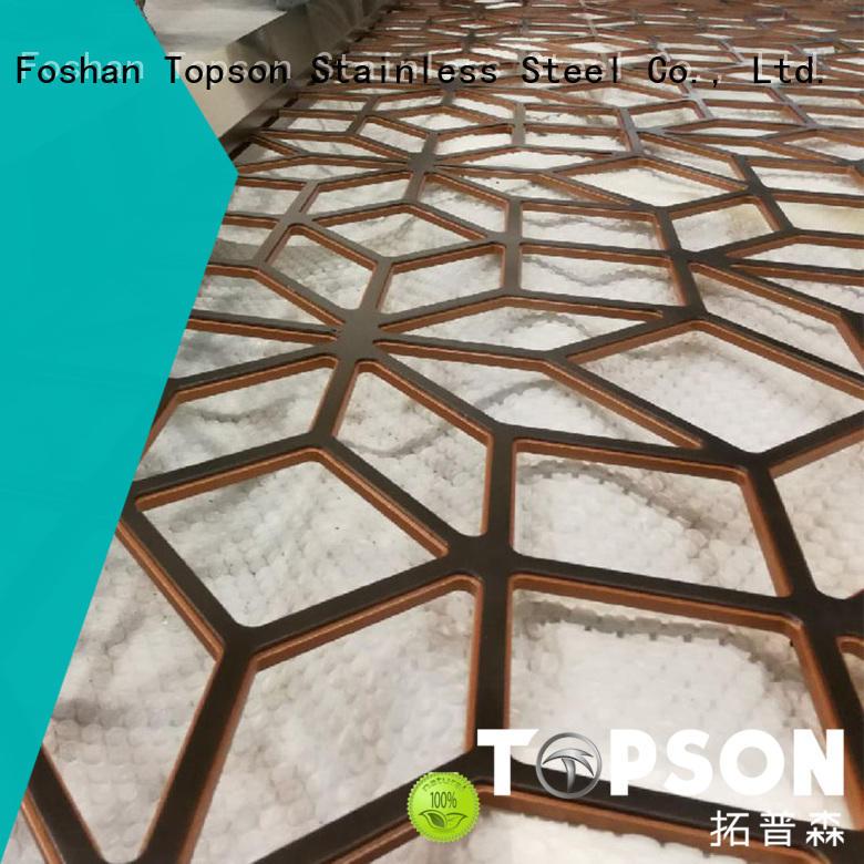 reliable aluminium decorative screens screenperforated manufacturer for exterior decoration