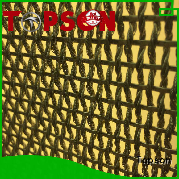 Topson special design perforated plate screen export for protection