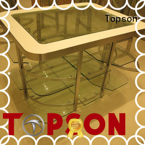 durable customised metal works oem for interior Topson