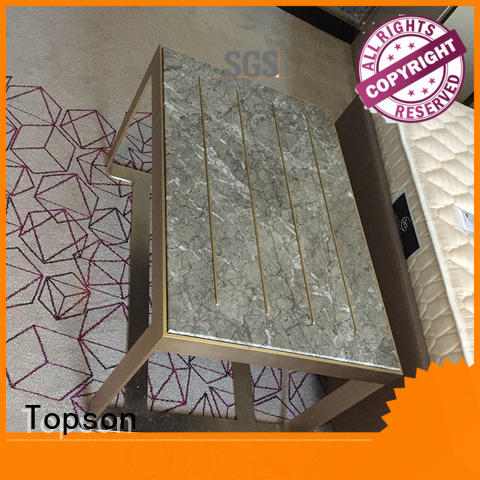 Topson high-quality custom metal works research for hotel lobby decoration