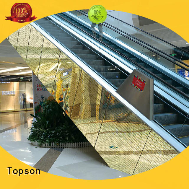 reliable metal cladding manufacturers steel for elevator