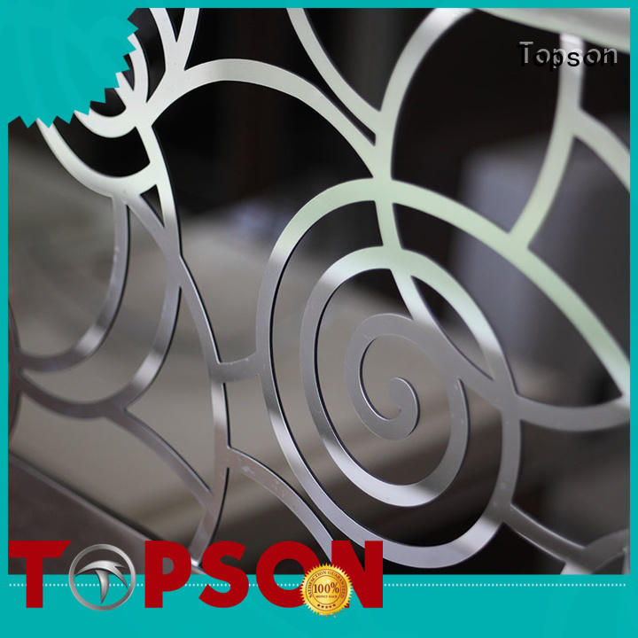 popular stainless steel stair railing cost marketing for office