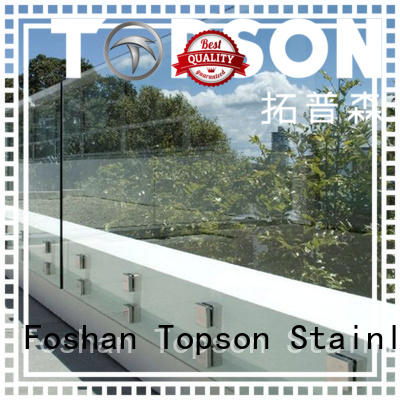 Topson modern glass partition overseas marketing for bar