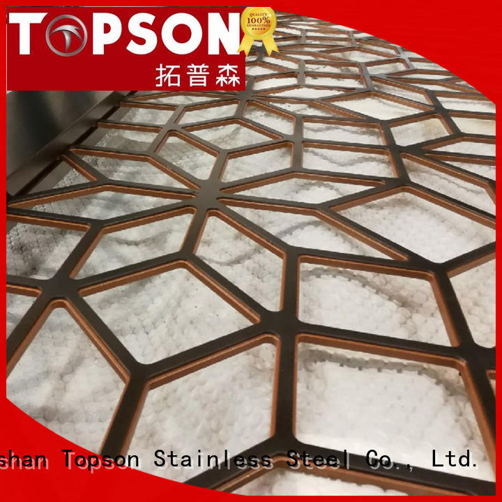 good design perforated plate screen chain factory for protection