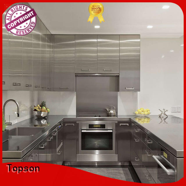 contemporary custom metal fabrication kitchen certifications for hotel lobby decoration