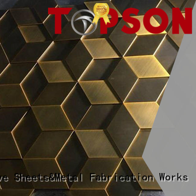 stainless steel cladding suppliers jamb for elevator Topson