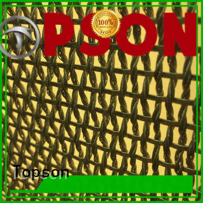 Topson stable metal screen export for landscape architecture