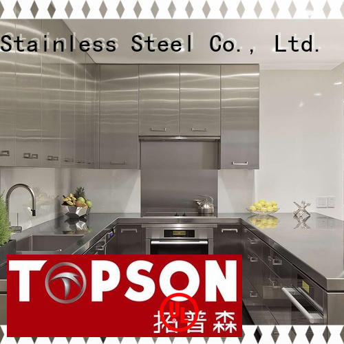 high-quality customised metal works stainless Supply for interior