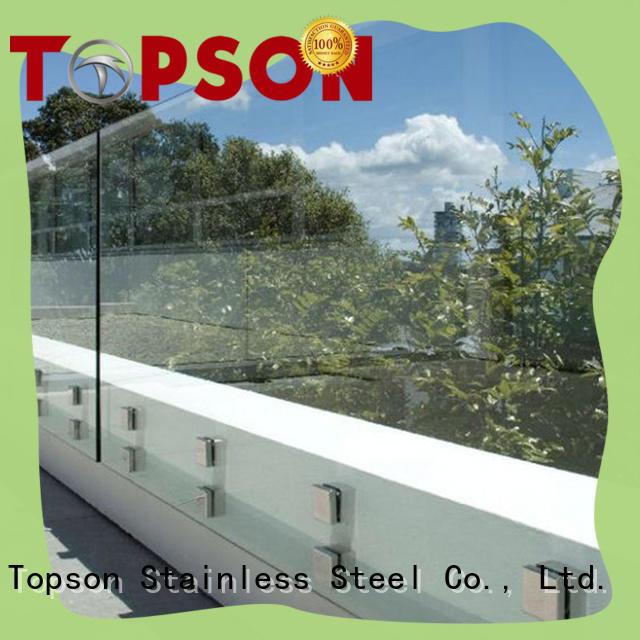 Topson Top glass furniture manufacturer for bar