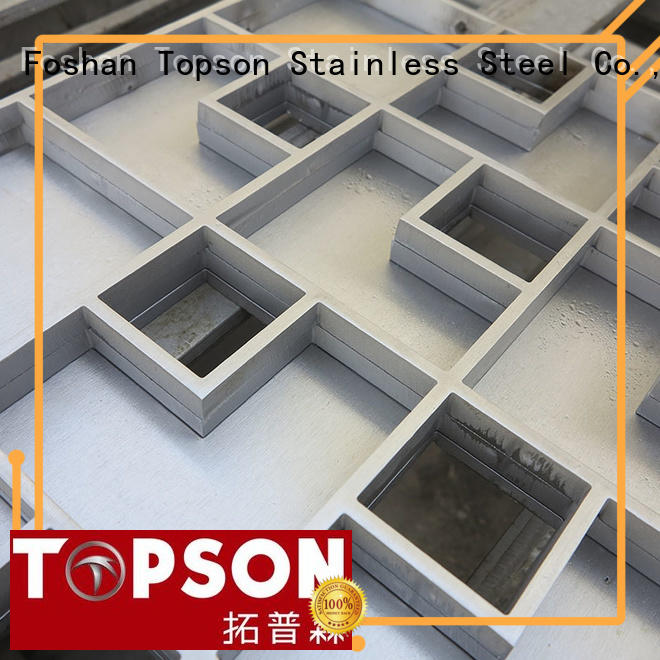 Topson covers stainless steel access covers Supply for apartment