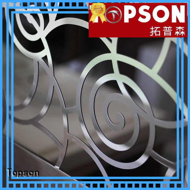 popular stainless stair railing stair Suppliers for tower