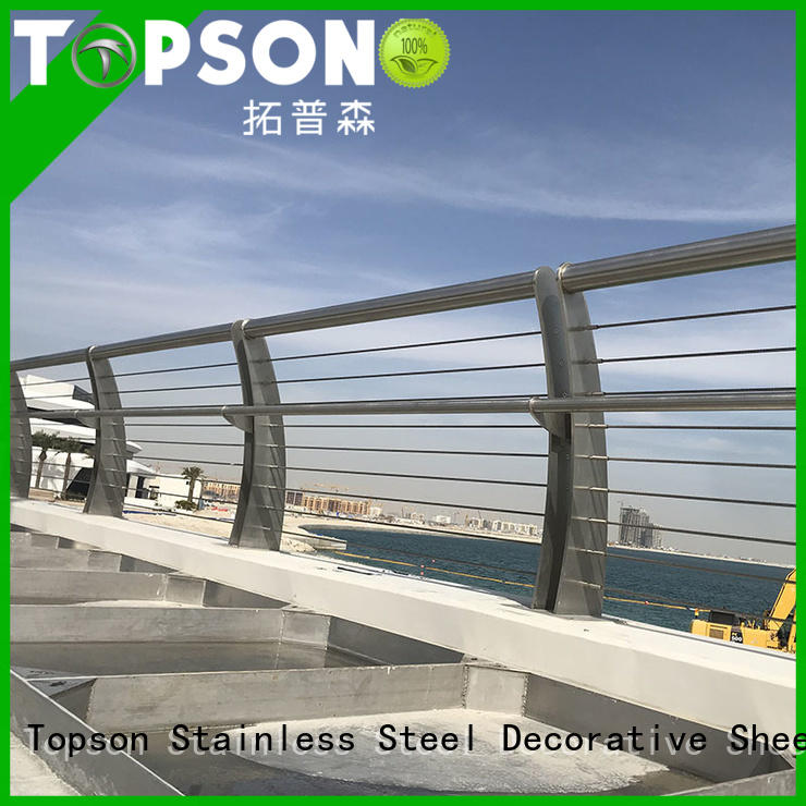 stainless steel open mesh flooring