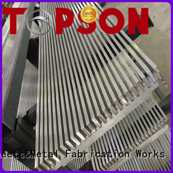 Topson steel expanded metal grating marketing for office