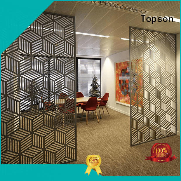 Topson good design metal screen in china for protection
