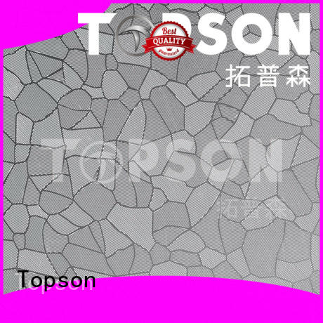 Topson stainless stainless sheet supplier company for handrail