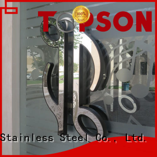 stainless stainless steel door package for roof decoration