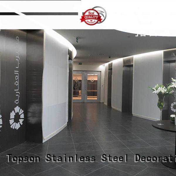 Topson handles stainless steel door handles constant for outdoor