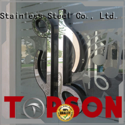 High-quality stainless steel door knobs cladding company for outdoor wall cladding