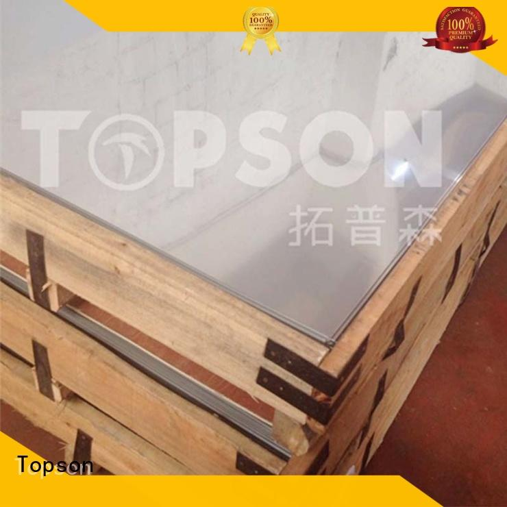 Topson sheetstainless decorative stainless steel conjunction for elevator for escalator decoration