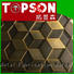 Topson stainless metal cladding panels decoration for elevator