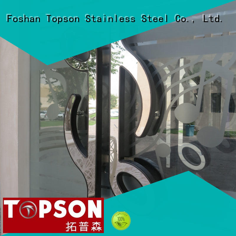 New stainless steel commercial doors stainless company for kitchen decoration