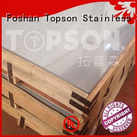 Topson stable stainless steel material for business for vanity cabinet decoration