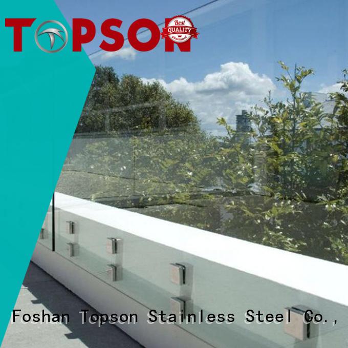 Glass Railing & modern glass Parition