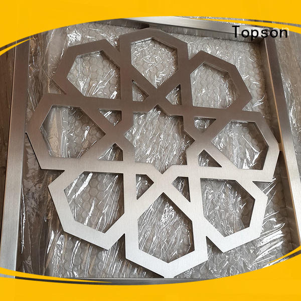 elegant decorative aluminum screen screen for business for curtail wall