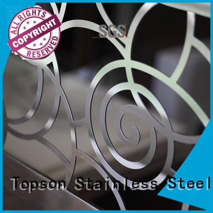 balcony stainless steel cable deck railing sensing for hotel