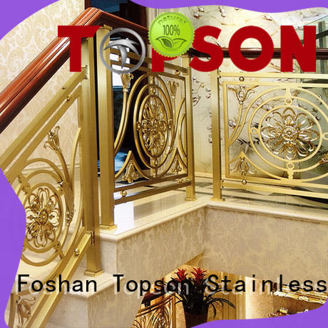 Topson Wholesale stainless steel cable handrail company