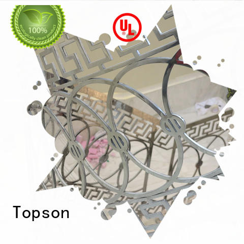Topson advanced technology stainless steel stair railing manufacturers company