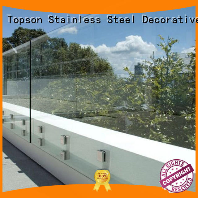 Topson good-looking glass office partitions factory for toilet