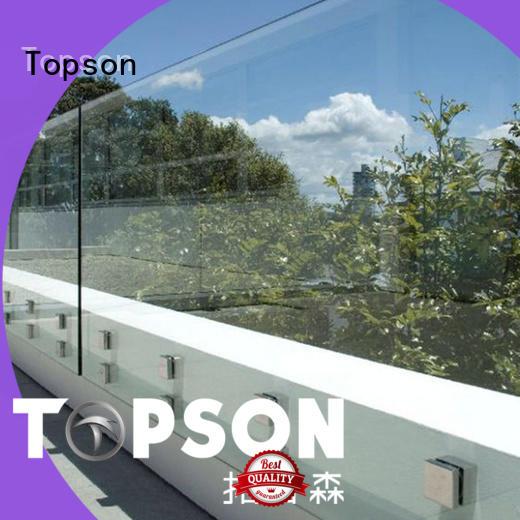 gorgeous custom glass fabrication buy now for bar Topson
