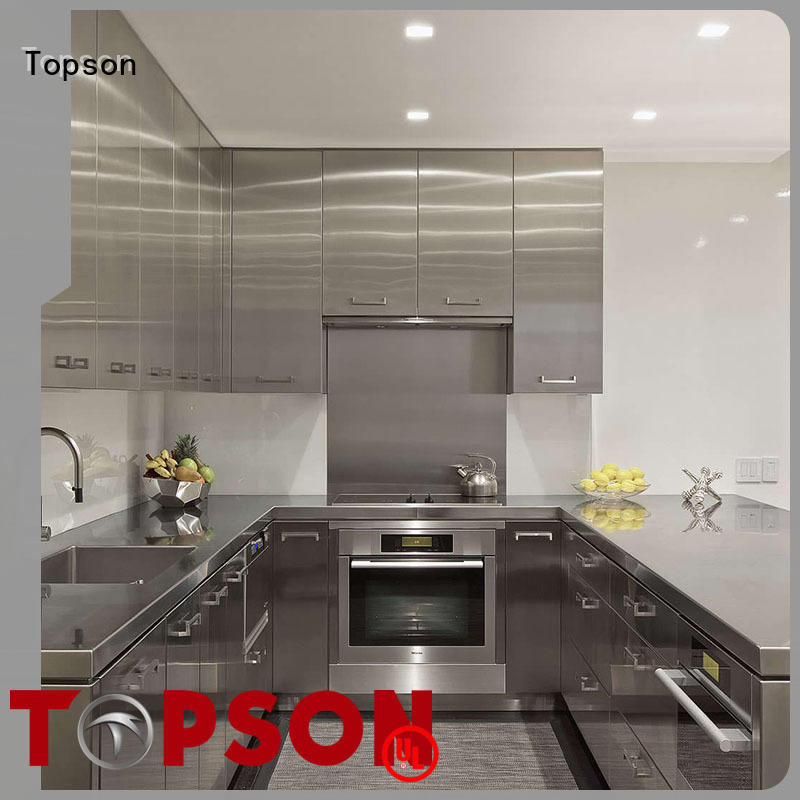 Topson stainless customised metal works manufacturers for interior