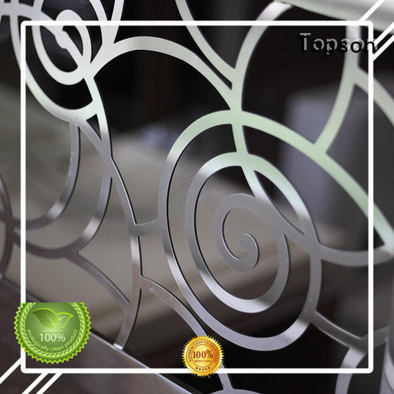 high-tech stainless steel deck railing railing Suppliers for apartment