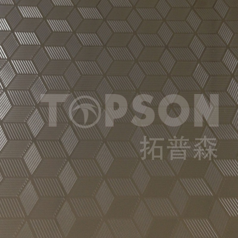 Topson durable stainless steel sheet suppliers Supply for elevator for escalator decoration-1