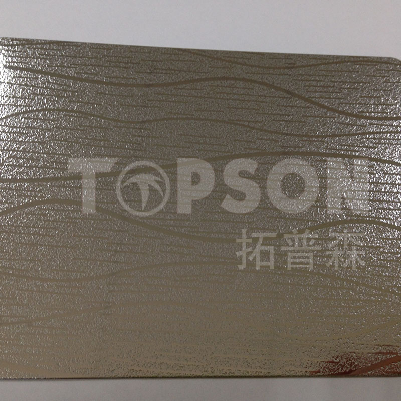 Topson durable stainless steel sheet suppliers Supply for elevator for escalator decoration-7