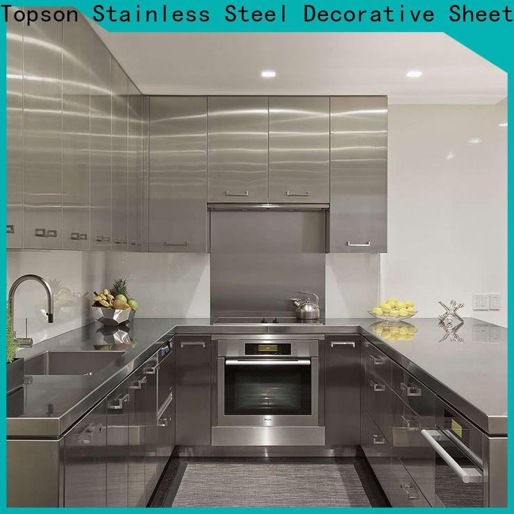 Topson metal metal furniture makers for building facades
