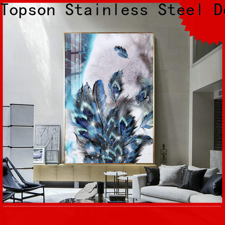 Top glass partition for living room railing for business for hotel