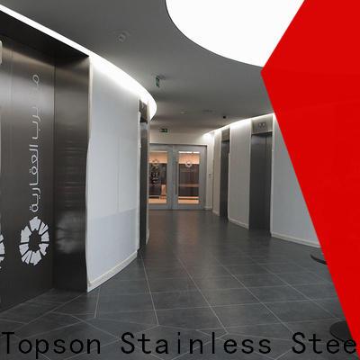 316 stainless steel door hardware handles factory for outdoor wall cladding