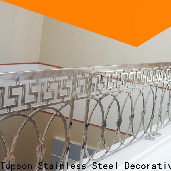 Wholesale stainless steel balcony railing stainless company for building