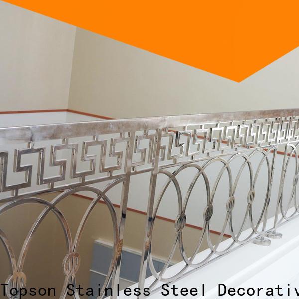 Topson advanced technology metal works custom fabrication