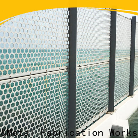 stable mashrabiya house steel Suppliers for curtail wall